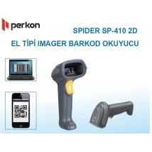 Spider SP410 Karekod Barkod Okuyucu