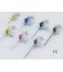 BRANÜL PEMBE İNTRAKET IV Kanül Anjiokat 20G 100 adet Enjeksiyon Portlu