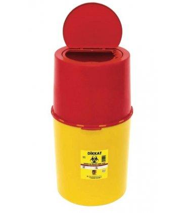Tıbbi Atık Kovası Sharp Box Kesici Delici Tıbbi Atık Kutusu 30 litre